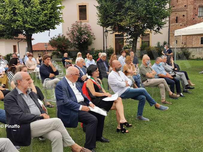Gratitudine e cittadinanza onoraria a Valerio Berruti