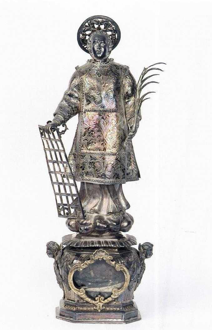 san lorenzo reliquiario tesoro-cattedrale