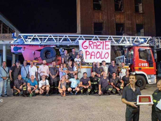 vigili del fuoco Asti