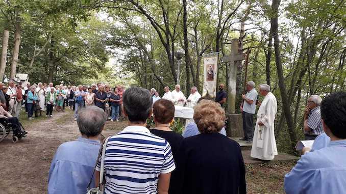 Un mese di festa religiosa al santuario del Todocco di Pezzolo Valle Uzzone