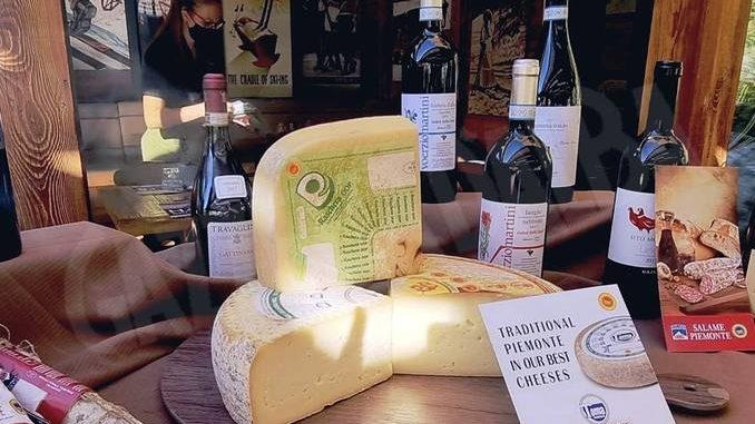 I formaggi Bra, Raschera e Toma piemontese presentati a Bardonecchia