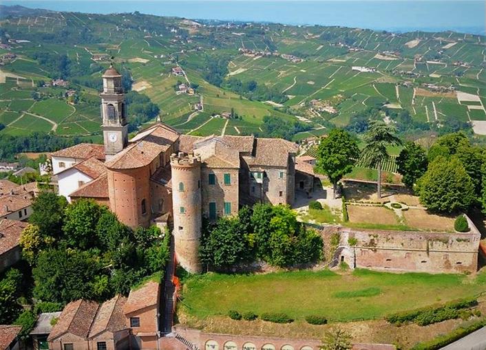 Castello di Calosso