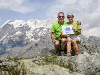 100 cime raggiunte con il Cai di Asti