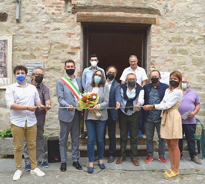 Inaugurata la terza edizione di Cortemilia è cultura 1