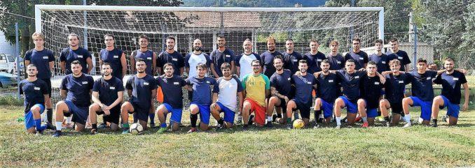 A Cortemilia, nel derby in famiglia, i Blue battono gli Orange 4-2 1