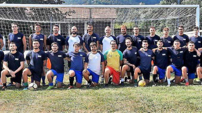 A Cortemilia, nel derby in famiglia, i Blue battono gli Orange 4-2
