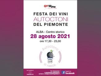 """La """"Festa del Vini Autoctoni del Piemonte"""" sabato 28 agosto nel centro storico di Alba"""