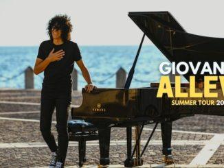 Grande attesa per il concerto di Giovanni Allevi a Cortemilia