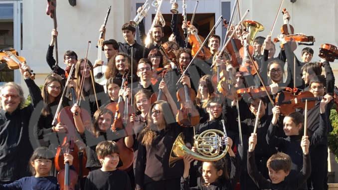 L'orchestra giovanile di Sanremo si esibirà giovedì a Sale San Giovanni