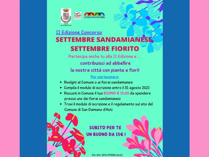 II_Edizione_concorso_SETTEMBRE_SANDAMIANESE__SETTEMBRE_FIORITO