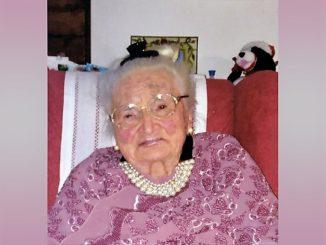 È mancata Margherita Blua la donna più longeva di Valdieri 105 anni