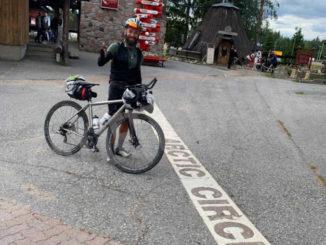 Roberto Menicucci supera Rovaniemi e vede Capo Nord più vicino 1