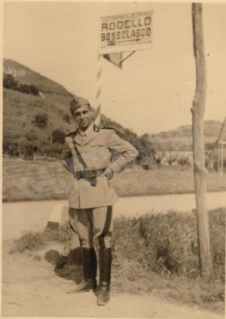 L'identità ignota di un ufficiale del Regio esercito 1