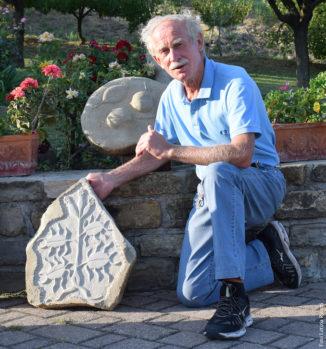Le misteriose pietre di Voynich a Gorzegno 1