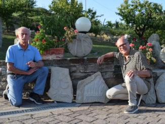 Le misteriose pietre di Voynich a Gorzegno