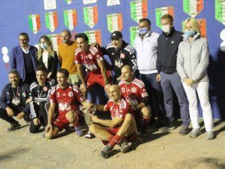 A Santo Stefano Belbo assegnate le Coppe Italia di pallapugno