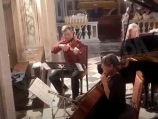 Pomeriggio in musica a Murazzano con il Trio Artemesia