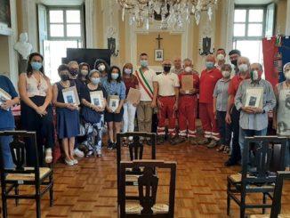 San Damiano d'Asti ringrazia i suoi volontari