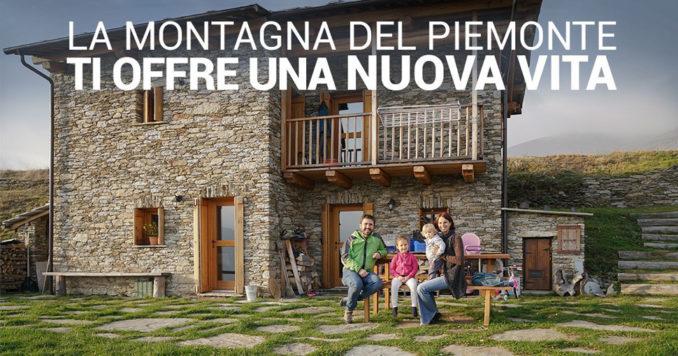 Via dalla città: la Regione Piemonte lancia una campagna nazionale con incentivi per chi sceglie di andare a vivere tra le sue montagne 1
