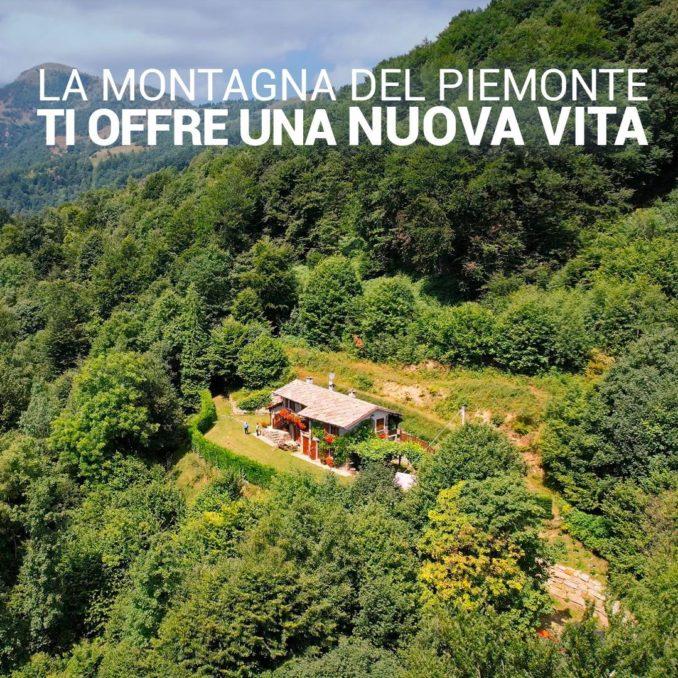 Via dalla città: la Regione Piemonte lancia una campagna nazionale con incentivi per chi sceglie di andare a vivere tra le sue montagne 2