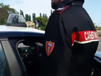 Cittadino senegalese aggredisce i Carabinieri durante un controllo