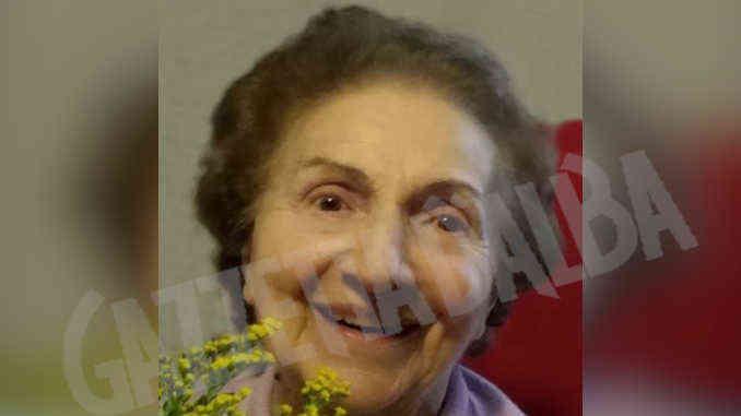 L'ultimo saluto di Bra alla maestra Luciana Saffirio