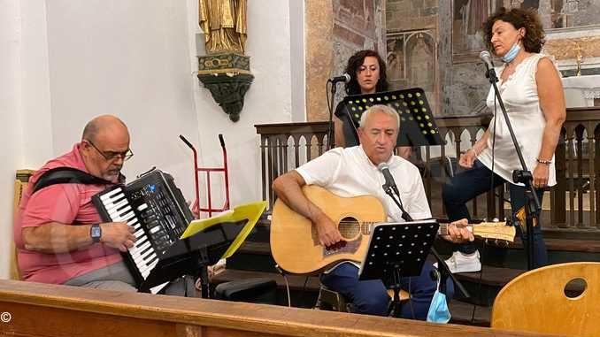 Cinque albesi in concerto a Saint-Pons, paese da cui provenivano i nonni del Cottolengo 1