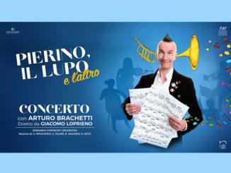 Concerto di ensemble symphony orchestracon il racconto di Arturo Brachetti, giovedì 26 agosto 2021 a Castagnole delle Lanze (at) Sabato 28 agosto 2021 a villafranca piemonte (to)