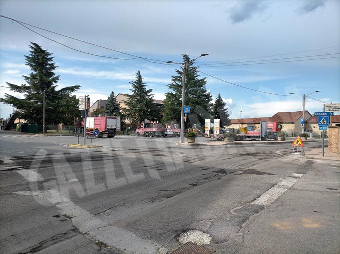 via Artuffi- asfaltatura
