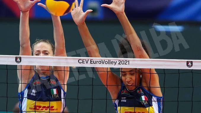 Pallavolo femminile: l'albese Sara Bonifacio è campionessa d'Europa