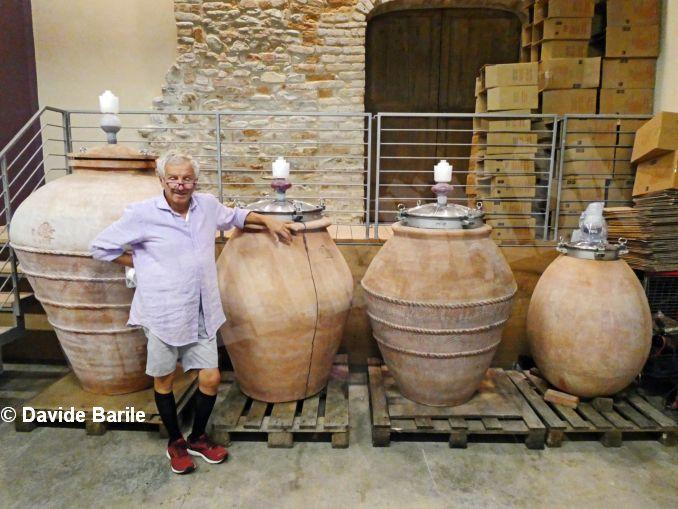 Alessandro Barosi Corte Dogliani anfore