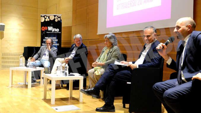 Per i vent'anni di Go wine, conferenza sul turismo enologico e premiazione del concorso Bere il territorio 3
