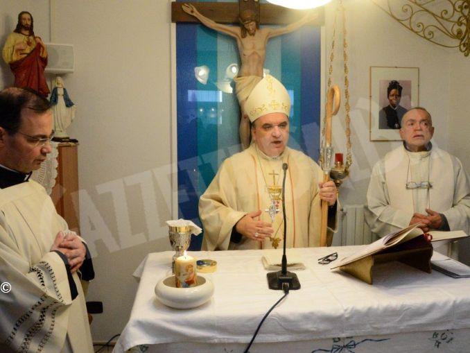 La cappella del centro Bakhita sarà dedicata ai morti in mare 2