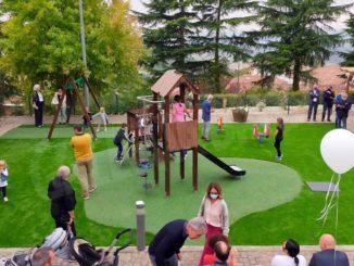A Barbaresco inaugurato il parco giochi intitolato a Renato Vacca