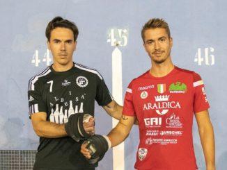 La Pallapugno Albeisa è la quarta semifinalista della Serie A Banca d'Alba-Egea