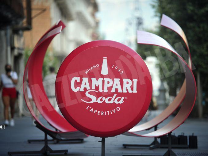 Campari Soda arriva ad Alba: aperitivo e musica live nella serata di venerdì 24 settembre