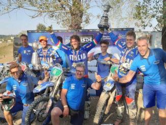 L'Italia vince i mondiali di enduro. Tra i componenti della squadra c'è anche Matteo Cavallo di Lesegno