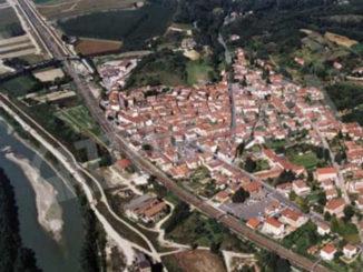 Festa e inaugurazione delle sede dei pensionati Cgil a Castello d'Annone