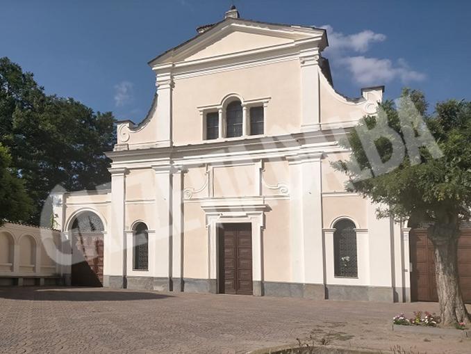 Ceresole- santuario della Madonna della Rosa