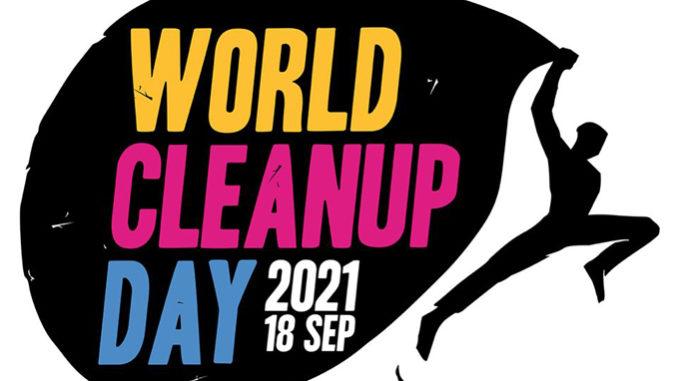 Alba partecipa al World Clean Up day del 18 settembre 2021