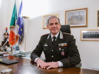 Cambio al vertice per i Carabinieri di Cuneo: il colonnello Giuseppe Carubia prende il posto di Pasquale Del Gaudio