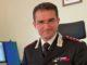 È arrivato a Cuneo il nuovo comandante provinciale dei Carabinieri, il colonnello Giuseppe Carubia