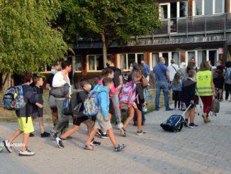 Scuola: oggi inizia l'anno per 567mila studenti piemontesi