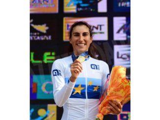 La cuneese Elisa Balsamo ha vinto il titolo mondiale! 2