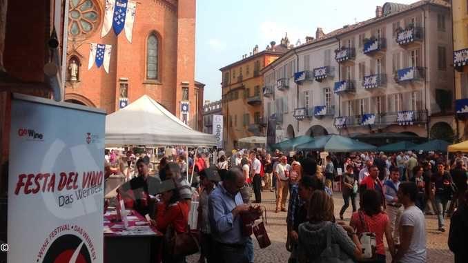 Go wine invita ad Alba domenica 19 e 26 settembre per la Festa del vino