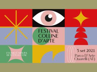 Festival Colline d'Arte - L'uomo è misura di tutte le cose
