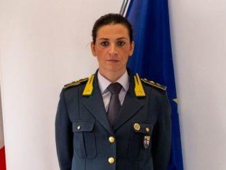 Il maggiore Lara Baiardi è il nuovo comandante del gruppo della Guardia di finanza di Asti