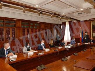 Siglato a Roma accordo tra Guardia di Finanza e la società che sta costruendo la linea ad alta velocità tra Torino e Lione 1