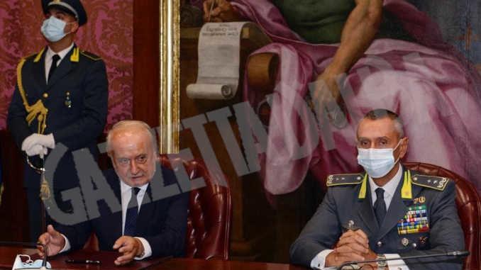 Siglato a Roma accordo tra Guardia di Finanza e la società che sta costruendo la linea ad alta velocità tra Torino e Lione