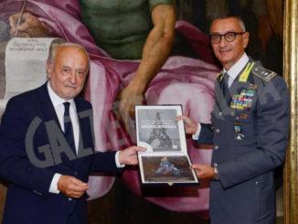 Siglato a Roma accordo tra Guardia di Finanza e la società che sta costruendo la linea ad alta velocità tra Torino e Lione 3